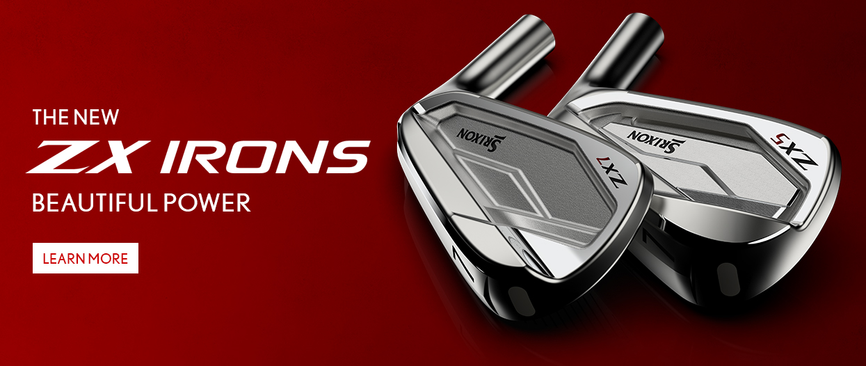 New ZX Irons