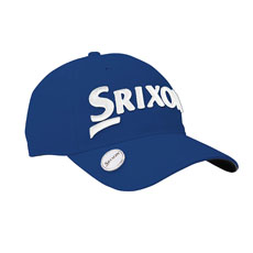 SRX Magnetic Ball Marker Cap,Navy/White