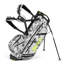 Srixon Z-Four Stand Bag,Snow/Camouflage