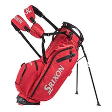Srixon Stand Bag,Red
