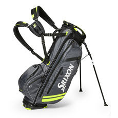 Srixon Z-Four Stand Bag,Grey/Lime Green