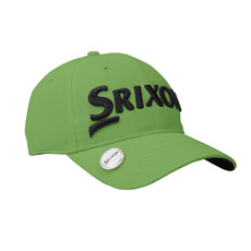 SRX Magnetic Ball Marker Cap,Green/Black