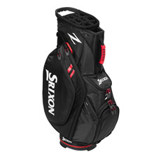 Srixon Z-Cart Bag,Black/Red